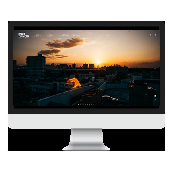 Dario Zimmerli Webentwicklung