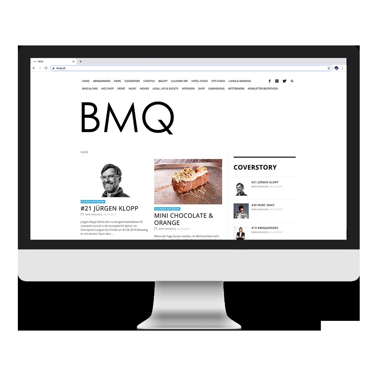 BMQ Desktop Version