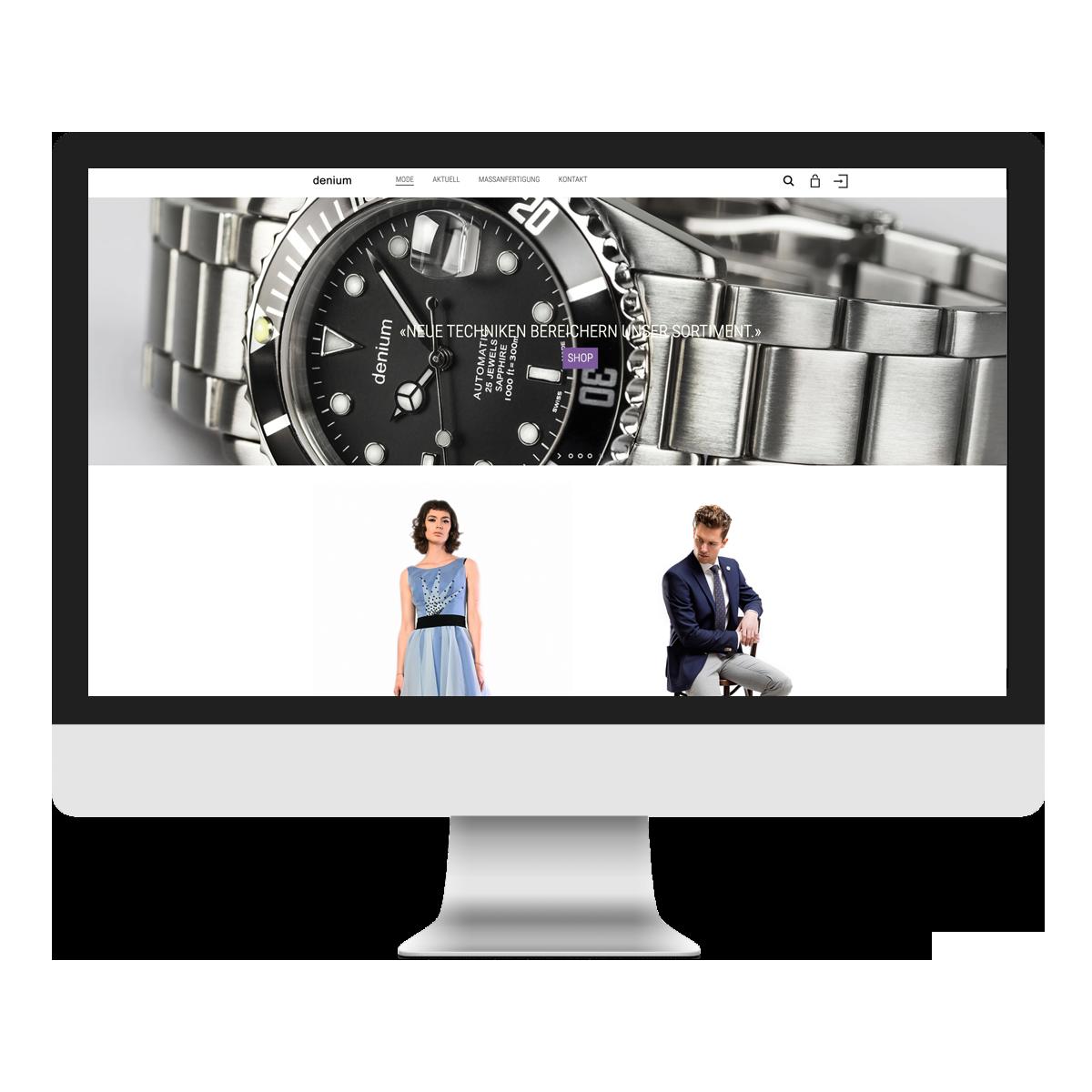 Denium Desktop Version