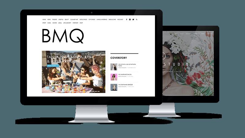 BMQ Promo logo